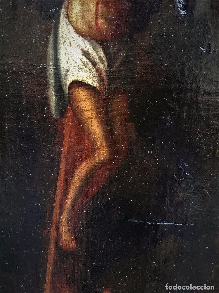 Arte: MAGNIFICO S JERONIMO ESCUELA ESPAÑOLA S. XVI-XVII - Foto 11 - 103782807