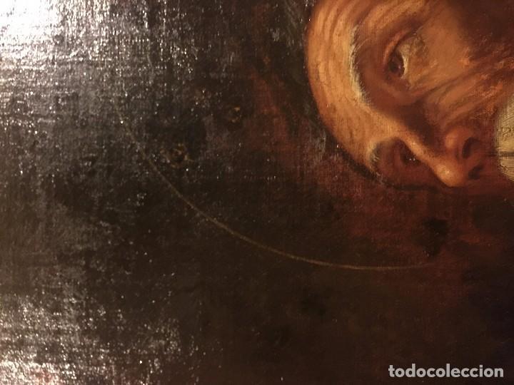 Arte: MAGNIFICO S JERONIMO ESCUELA ESPAÑOLA S. XVI-XVII - Foto 33 - 103782807