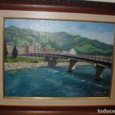 Arte: EL PUENTE ( MIERES ). Lote 104297591