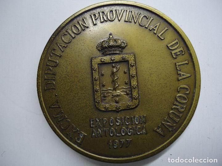 Arte: MEDALLA GENERACIÓN DOLIENTE VAAMONDE-MURGUIA-PARADA-CARRERO 1977 - Foto 6 - 104807899