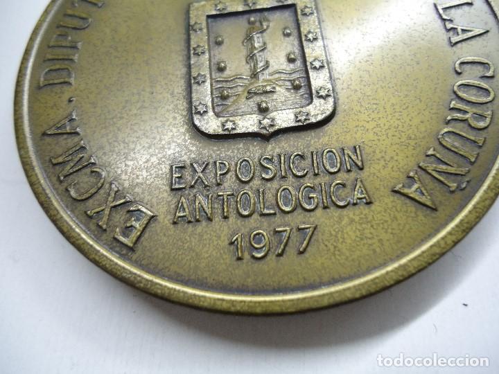 Arte: MEDALLA GENERACIÓN DOLIENTE VAAMONDE-MURGUIA-PARADA-CARRERO 1977 - Foto 7 - 104807899