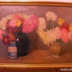 Arte: M.BENET, FLORES Y CERAMICA, 1917, CON DEDICATORIA. Lote 104822343