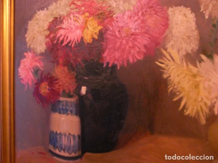 Arte: M.BENET, FLORES Y CERAMICA, 1917, CON DEDICATORIA - Foto 2 - 104822343