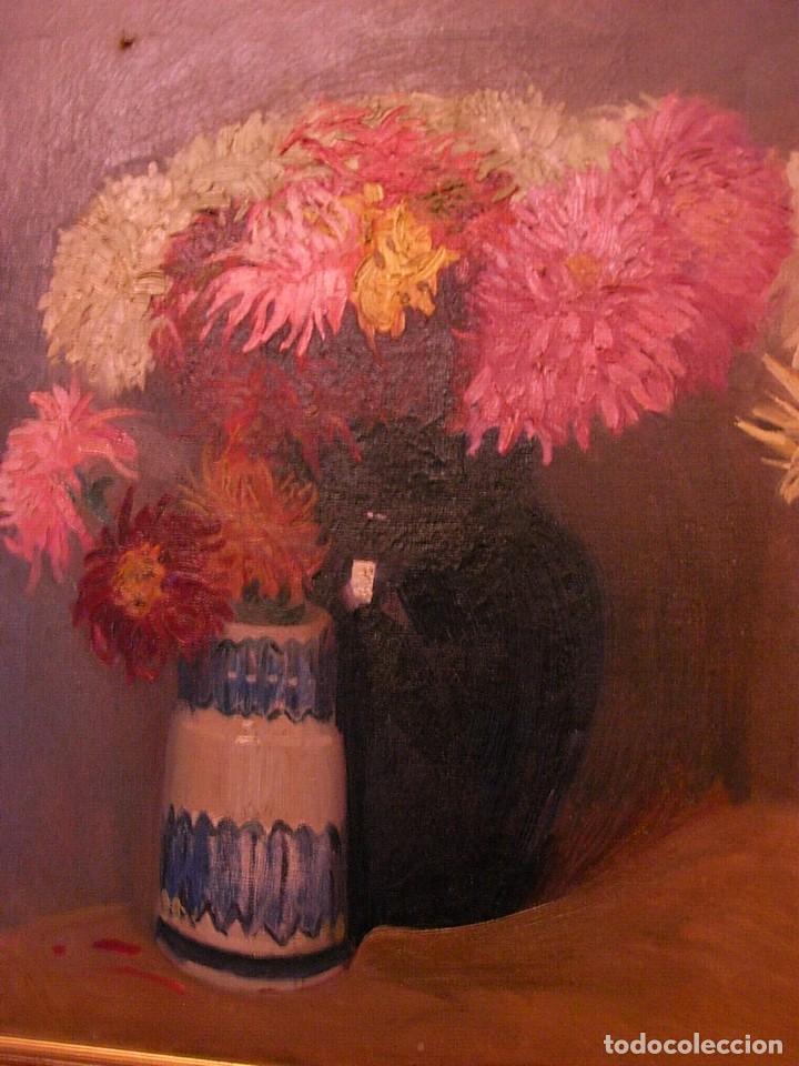 Arte: M.BENET, FLORES Y CERAMICA, 1917, CON DEDICATORIA - Foto 9 - 104822343