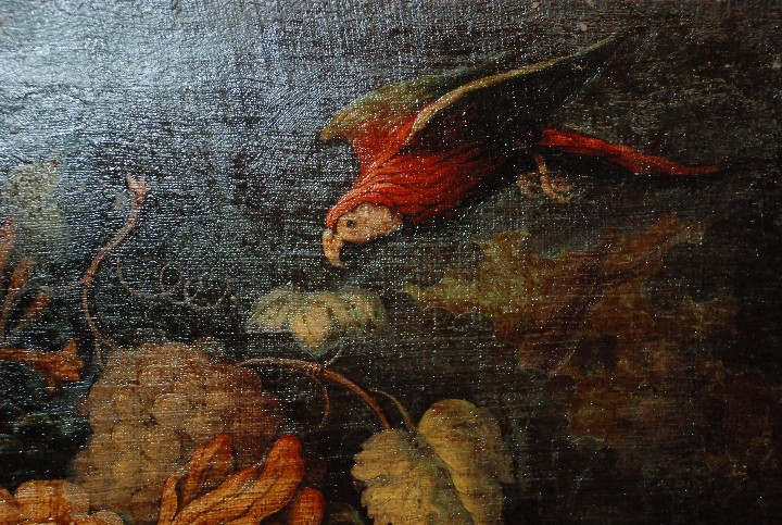 Arte: MUY BONITO BODEGÓN PINTURA AL ÓLEO SOBRE LIENZO SIGLO XVIII - Foto 10 - 115087258