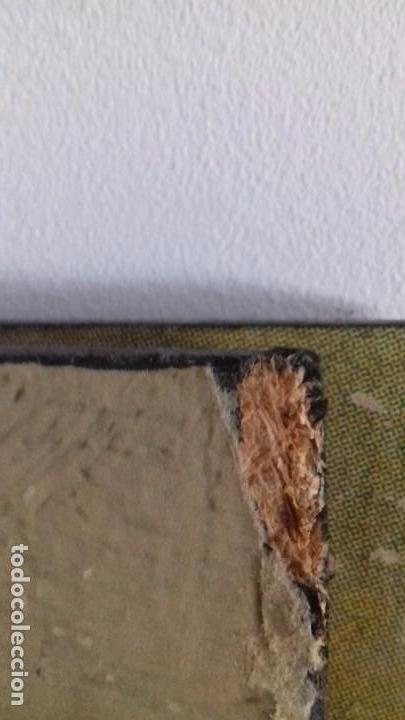 Arte: Serie de 4 cuadros reproduccion pinturas goya. Gran tamaño - Foto 10 - 105086239