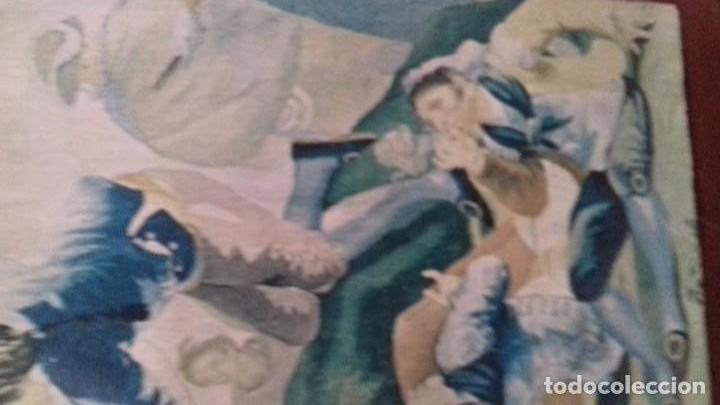 Arte: Serie de 4 cuadros reproduccion pinturas goya. Gran tamaño - Foto 17 - 105086239