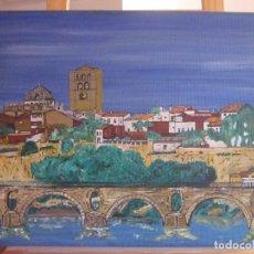 Arte: CATEDRAL Y SU PUENTE. Lote 105202903