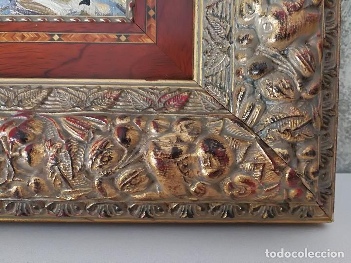 Arte: PINTURA PAISAJE MARINA AL ÓLEO SOBRE LIENZO FIRMADA VIÑOLAS - Foto 6 - 105257039