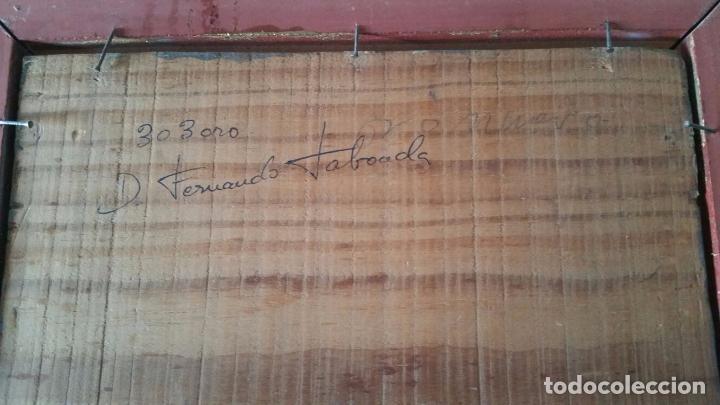 Arte: Fernando Taboada - Oleo sobre Tabla - Margaritas - Foto 3 - 182320323