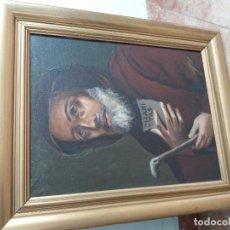 Arte: CUADRO PINTADO ANTIGUO. Lote 105326195