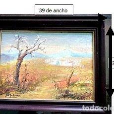 Arte: EL CAMINO DE JOSE MARIA MOLINA . Lote 105326991