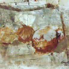 Arte: GONZHO -MÁS CEBOLLAS-. Lote 105380427