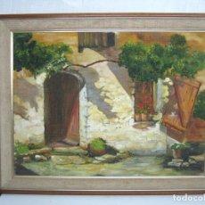 Arte: 70 CM - BELLA PINTURA FIRMADA -. Lote 105613427