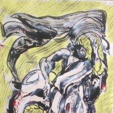 Arte: EL CAVALLERO. Lote 105883339