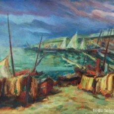 Arte: CUADRO DE EMILI BOSCH ROGER. Lote 106593147