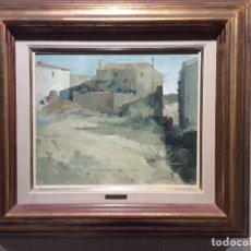 Arte - PINTURA OLEO SOBRE TELA DE JOSEP SALA ( 1928-2010) - 107109327