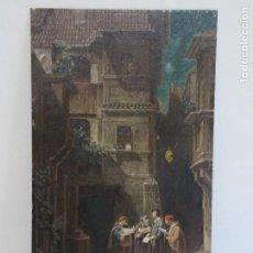 Arte: OLEO SOBRE TABLEX. Lote 107251543