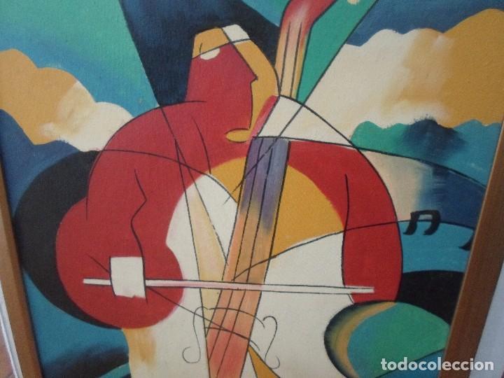 Arte: PINTURA MOTIVO MUSICAL - Foto 2 - 107464259