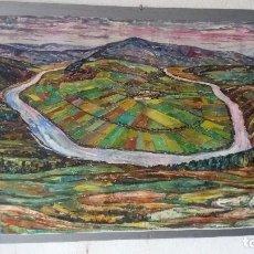 Arte: ÓLEO DE ABRAIDO DEL REY. Lote 107566935
