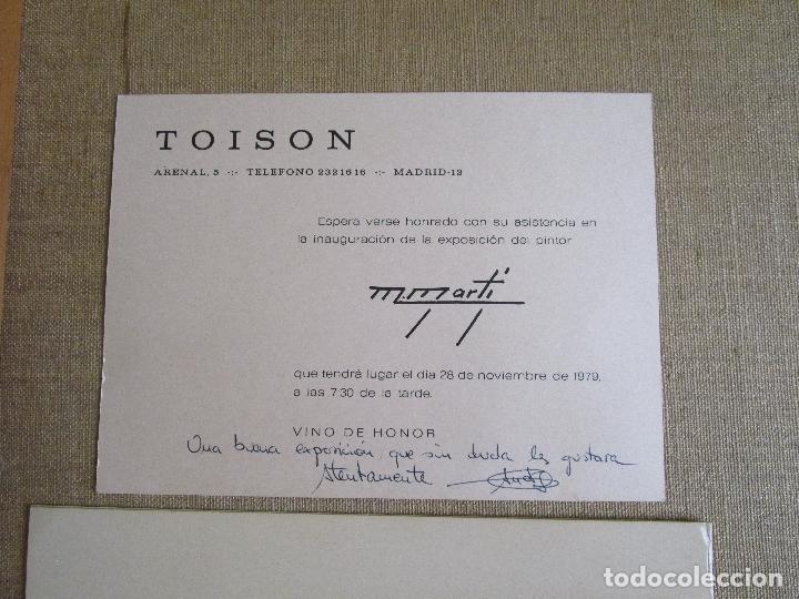 Arte: OLEO DE MIGUEL MARTI (1978) - Foto 9 - 107694871