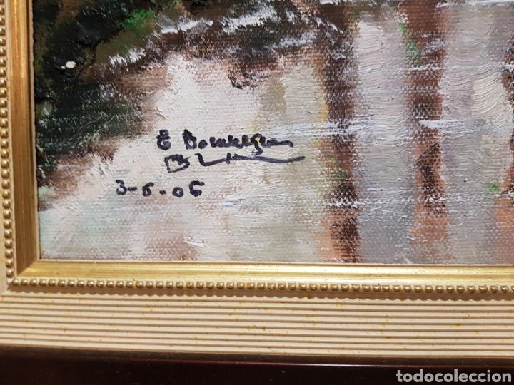Arte: Óleo sobre lienzo firmado - Foto 2 - 107735691
