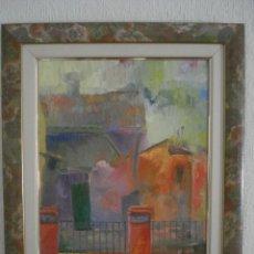 Arte: OCAÑA , JOSÉ . PRIMAVERA DESDE LOS TEJADOS. Lote 108251999
