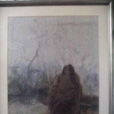 Arte: OLEO PINTURA CONTEMPORÁNEA IMPRESIONISTA DEL ARTISTA BELGA JOS HENDRICKX. Lote 108378067