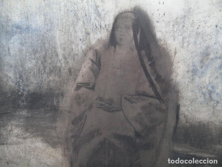 Arte: oleo pintura contemporánea impresionista del artista Belga JOS HENDRICKX - Foto 2 - 108378067