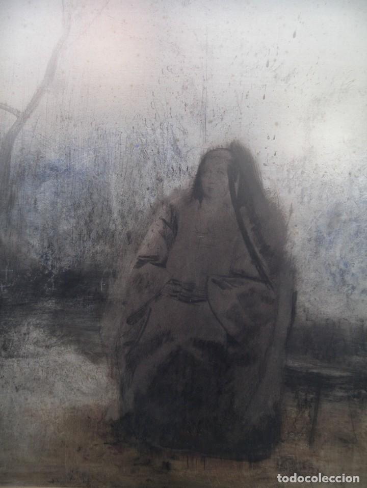 Arte: oleo pintura contemporánea impresionista del artista Belga JOS HENDRICKX - Foto 3 - 108378067