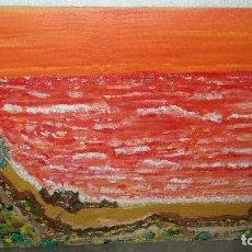 Arte: CUADRO AL OLEO, CAMPESTRE, RODRIGUEZ 93. Lote 108751435