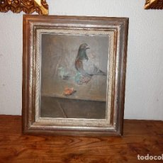 Arte: ORIGINAL PINTURA AL OLEO SOBRE LIENZO XVIII. Lote 108828951