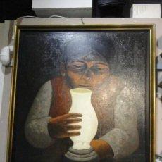 Arte: PINTURA INDIGENISTA -MOLLARI-. Lote 108867991