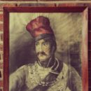 Arte: ANTIGUA PINTURA EN PASTEL REPRESENTANDO UN MILITAR - HUSSARD DEL PRIMER IMPERIO. FRANCIA. SIGLO XIX. Lote 109076555