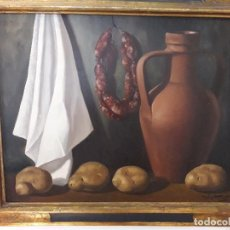 Arte: BODEGON OLEO. Lote 109156523