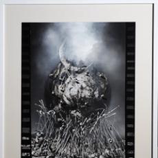 Arte: DOS VISIONES DEL BARROCO- JOSE BENITEZ MONTILLA-OLEO SOBRE CARTON. Lote 109401687