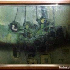 Arte: ÓLEO FIRMADO Y FECHADO. Lote 109455207