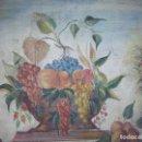 Arte: PRECIOSO CUADRO MUY DECORATIVO Y CON ESTILO. FIRMA MEUTI? 1993. Lote 110083143