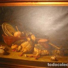 Arte: ARTE PINTURA CONTEMPORANEA OLEO SOBRE LIENZO, FIRMADO CUADRADO. Lote 110179643