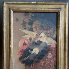 Kunst - ÓLEO DE RAMÓN MARTÍ ALSINA (1826-94) - 110186816