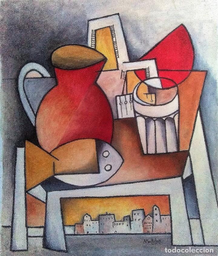 ANTOLÍN MONTIEL (Arte - Pintura - Pintura al Óleo Contemporánea )