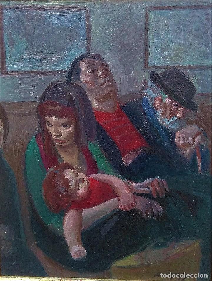ALFRED OPISSO. PINTURA (Arte - Pintura - Pintura al Óleo Contemporánea )