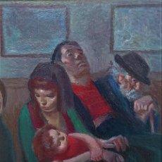 Arte: ALFRED OPISSO. PINTURA. Lote 110254087
