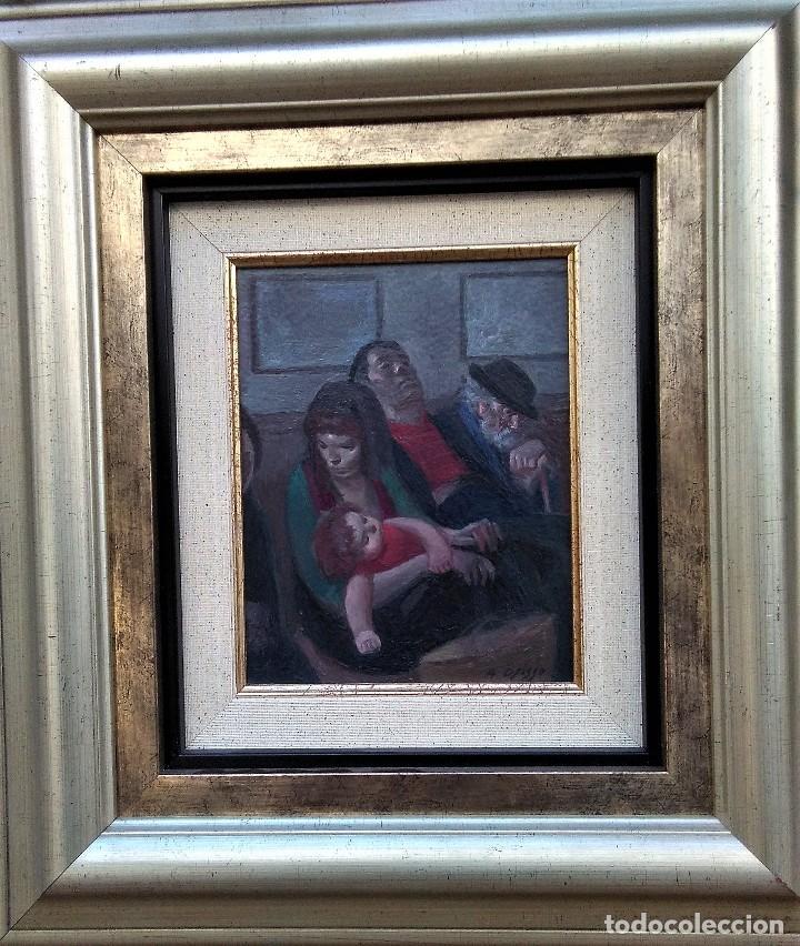 Arte: Alfred OPISSO. Pintura - Foto 2 - 110254087
