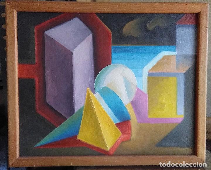 FERRAN ROCABON. PINTURA (Arte - Pintura - Pintura al Óleo Contemporánea )