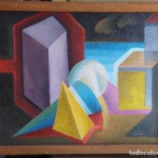 Arte: FERRAN ROCABON. PINTURA. Lote 110255235