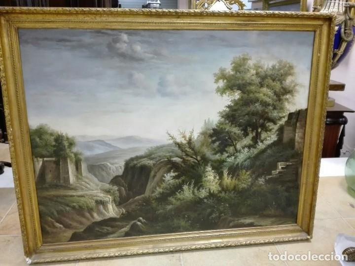 PAISAJE SIGLO XIX (Arte - Pintura - Pintura al Óleo Moderna siglo XIX)