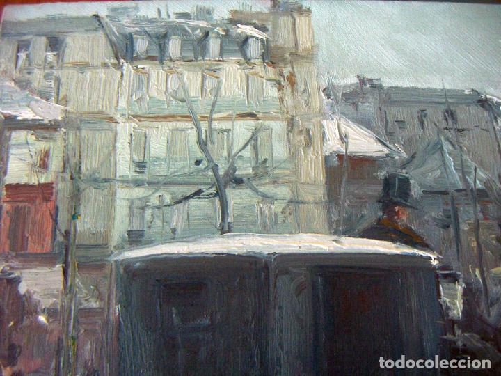 Arte: Pintura al oleo de JUAN SOLER CON MARCO - Foto 3 - 110642963