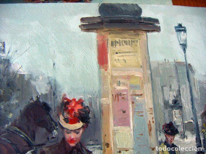 Arte: Pintura al oleo de JUAN SOLER CON MARCO - Foto 4 - 110642963