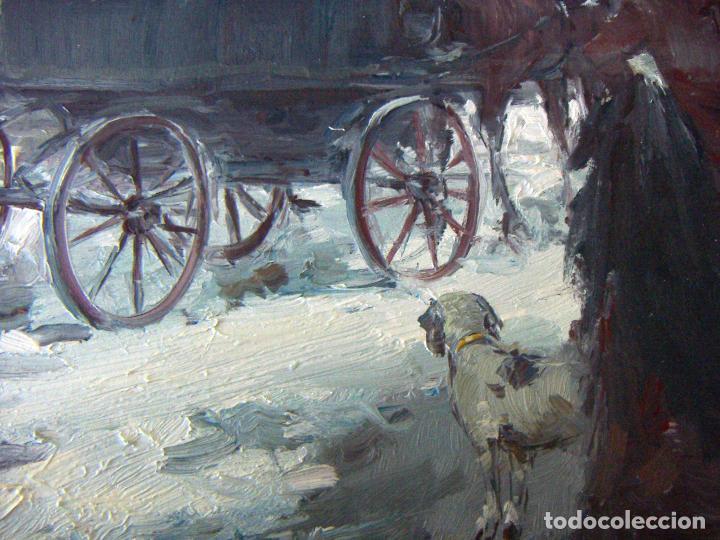 Arte: Pintura al oleo de JUAN SOLER CON MARCO - Foto 6 - 110642963